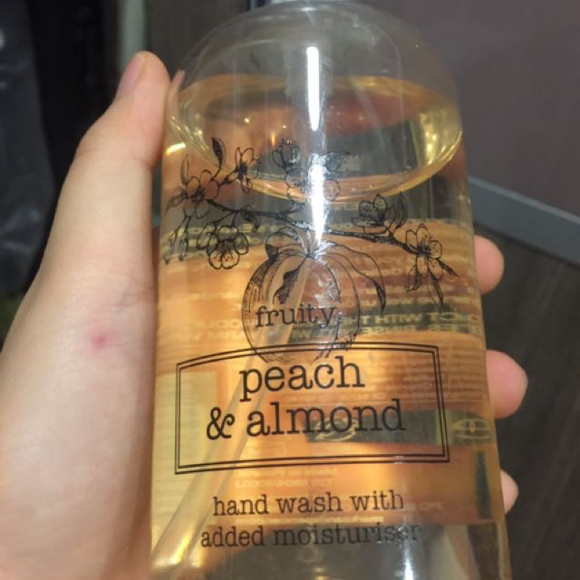 Marks & Spencer's Peach and Almond