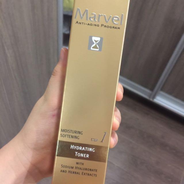 Marvel's Hydrating Toner