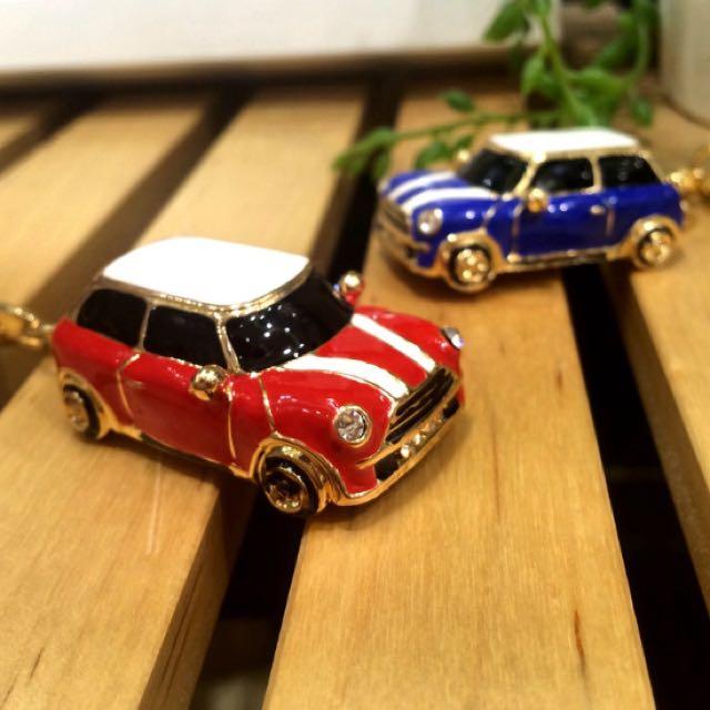 Mini small car key