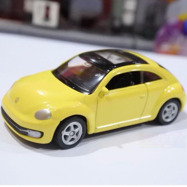 Mobil VW Volkswagen Skala 60 - Diecast Welly Nex Mainan Miniature