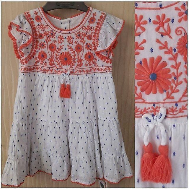 Mothercare Embroidery Dress