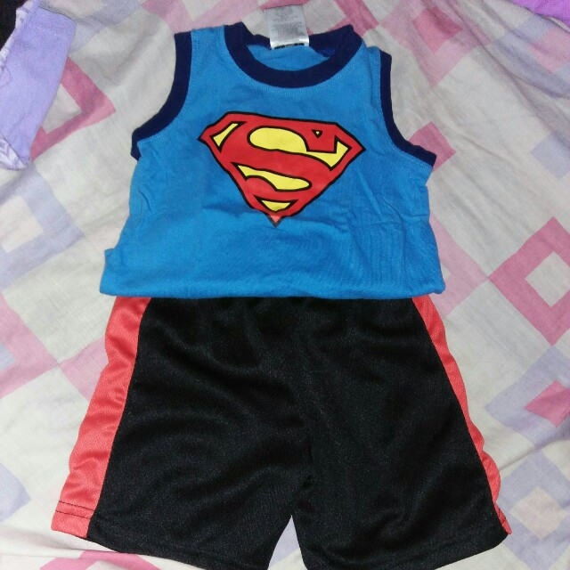 Muscle Tee and Basketball shorts