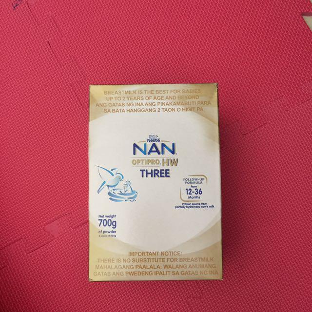 Nan Optipro HW Three 3