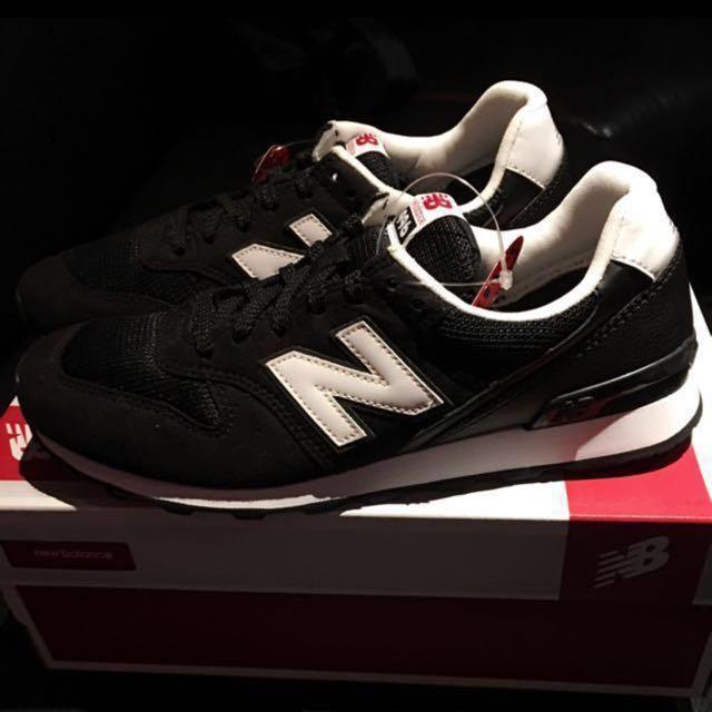 New balance996黑白