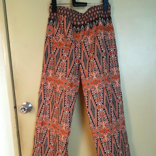 [NEW] [HANDMADE] Batik Pants