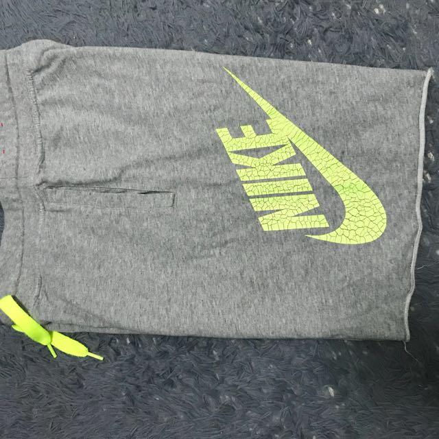 Nike 棉 短褲