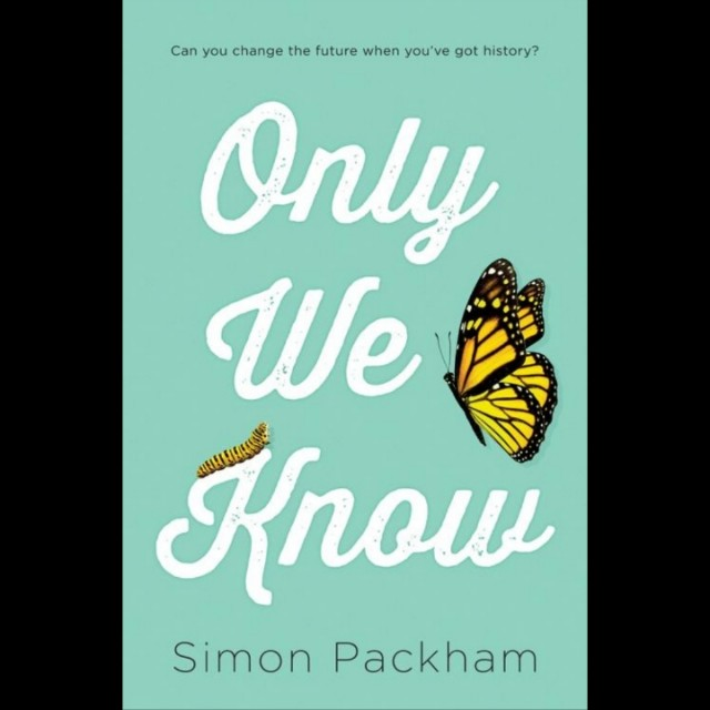 Only We Know - Simon Packham