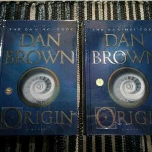 ORIGIN - (HARD COVER)