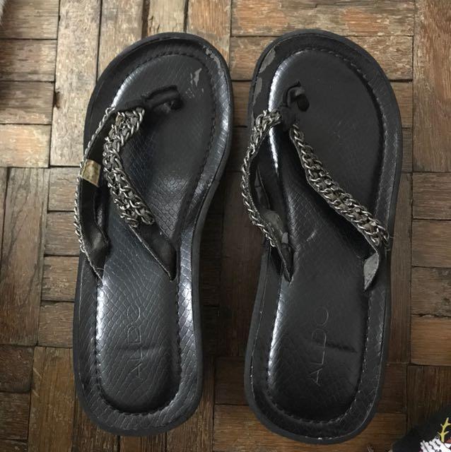 Original aldo wedges / slipper