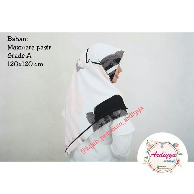 Paket hijab 100 rb 3 hijab