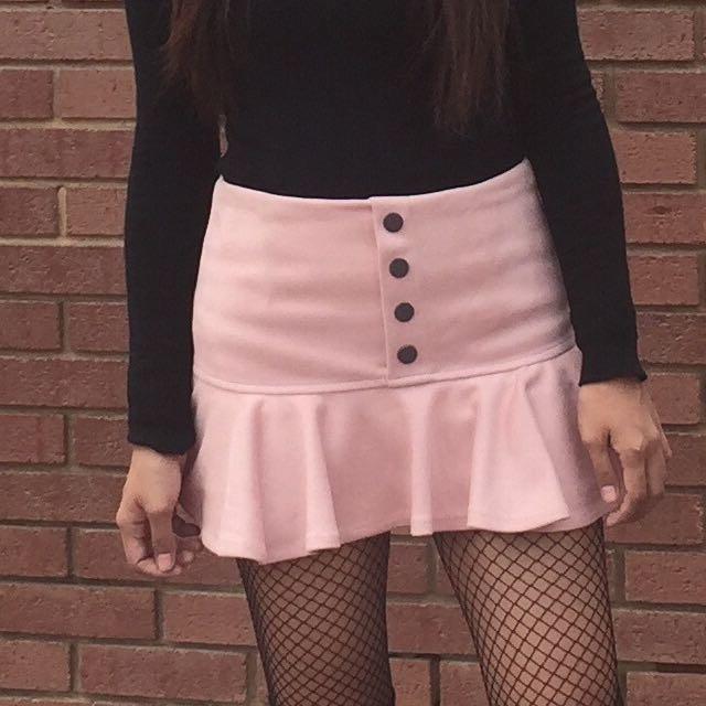Pink Skirt (Palda shorts)