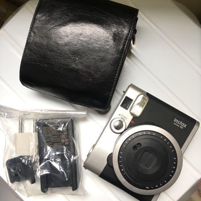 Polaroid Fujifilm instax 90s