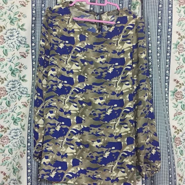 Poplook blouse