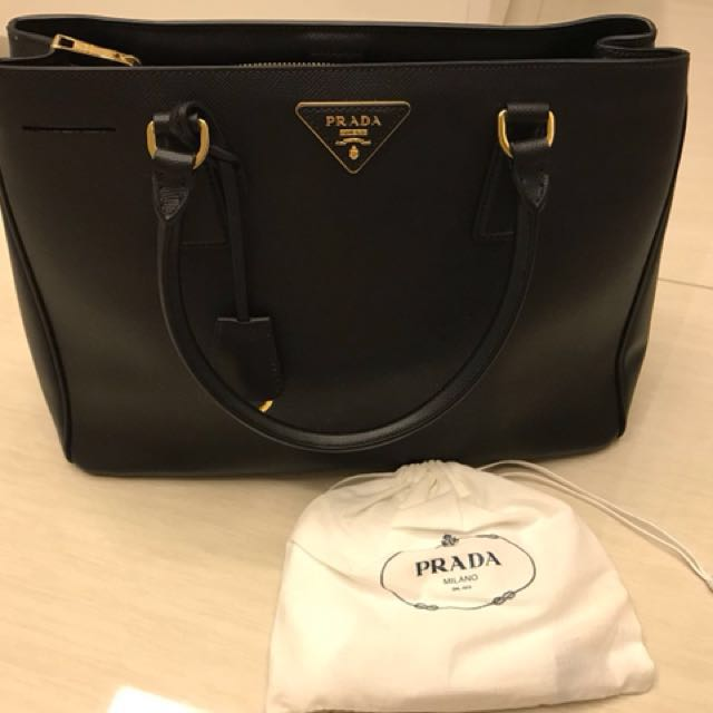 ... low price prada saffiano lux tote bag womens fashion bags wallets on  carousell 3c32e 4decd 828648d0be5d6