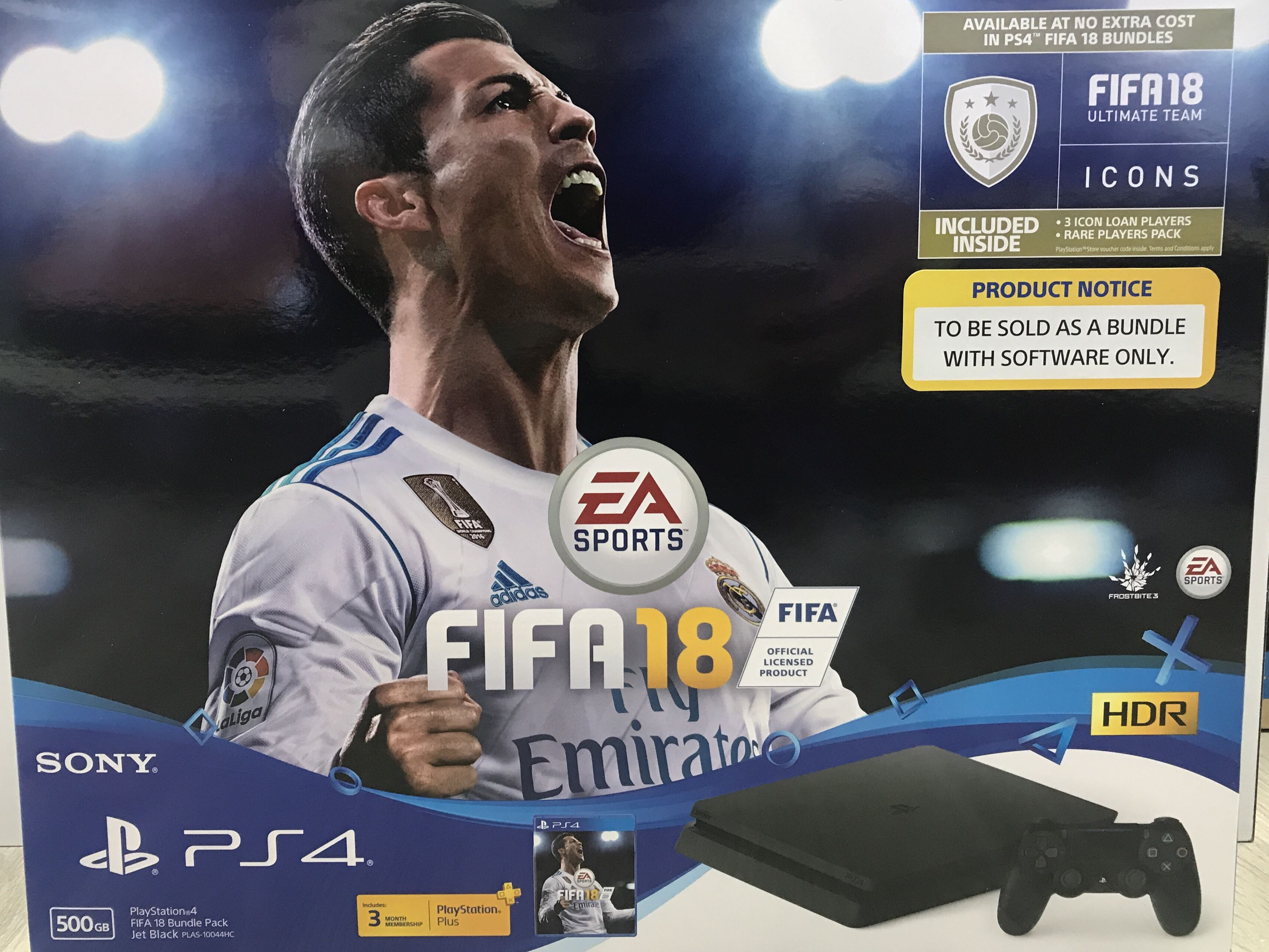 Ps4 Fifa18 Toys Games Video Gaming Consoles On Carousell Fifa 18
