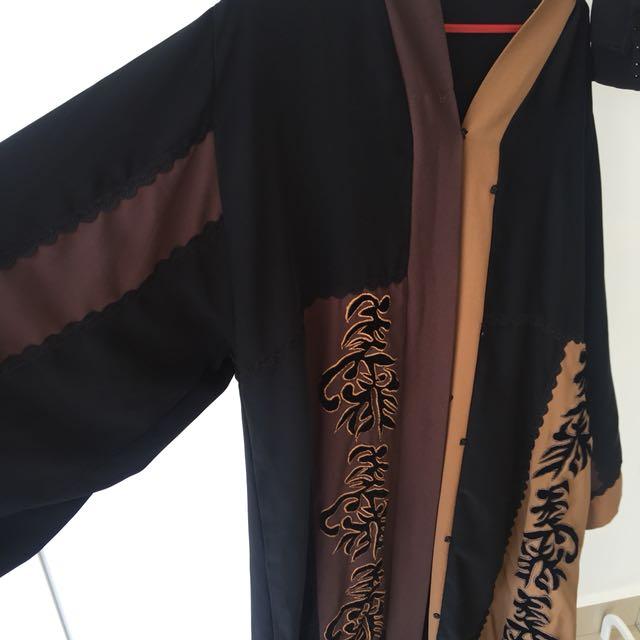 Rent : Jubah & Abaya