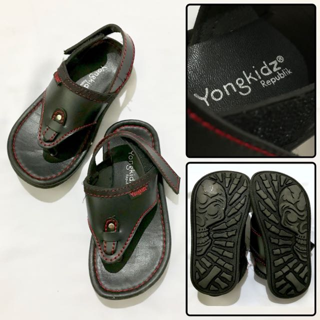 Sendal Sepatu Anak Laki