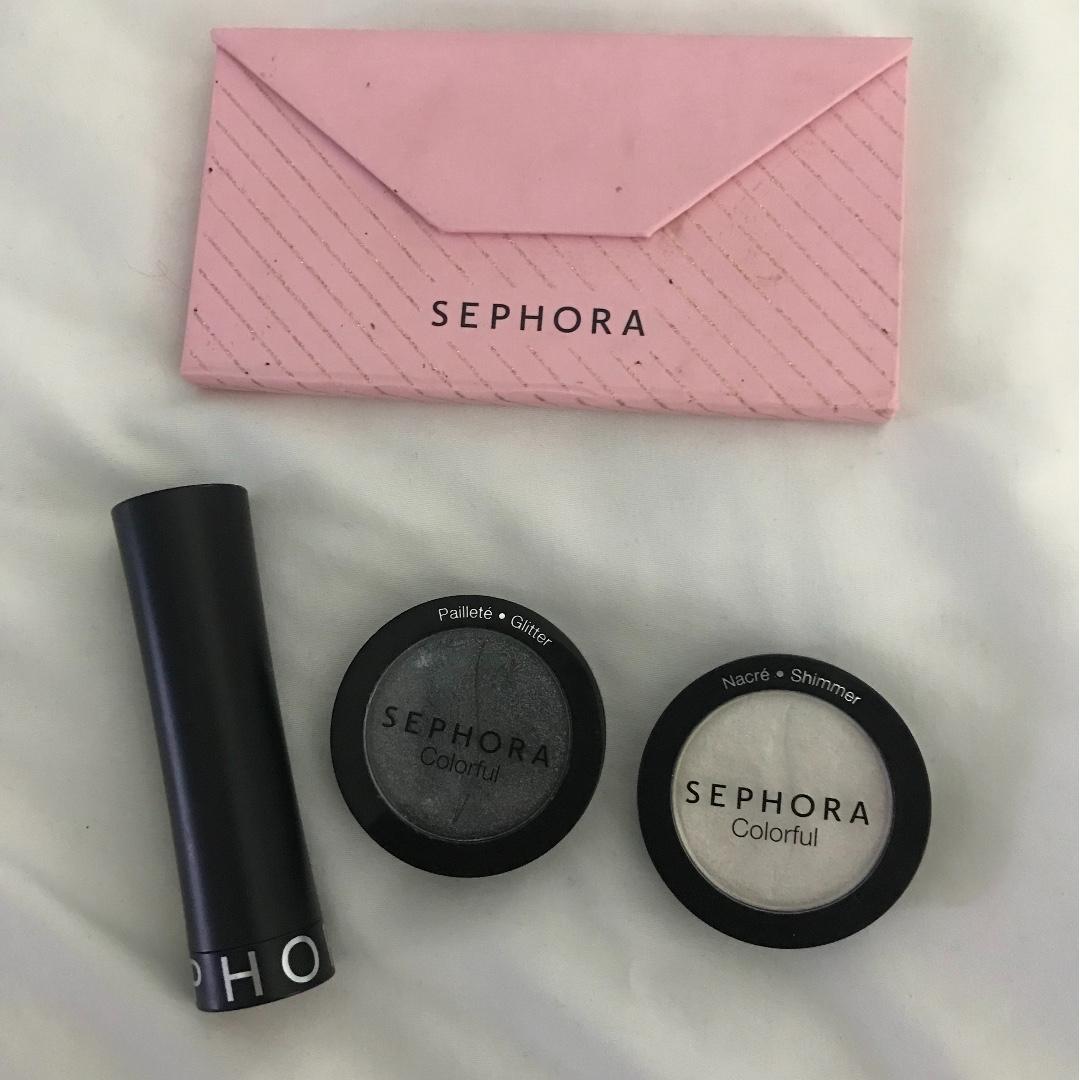 Sephora Makeup Lot