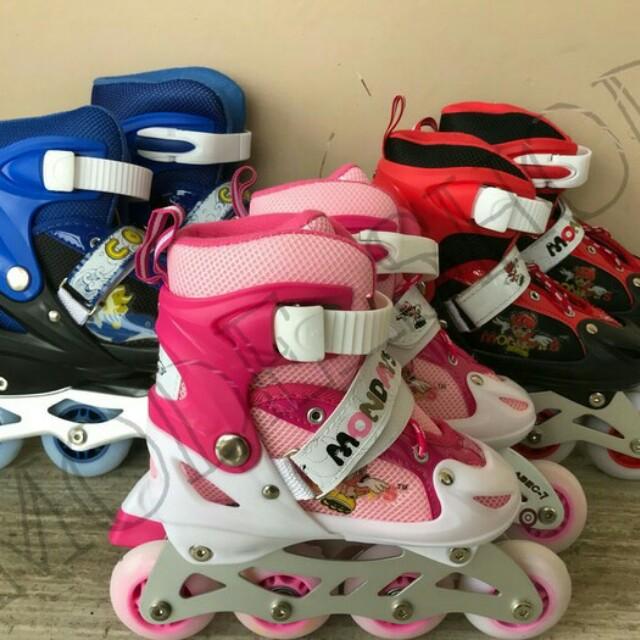 Sepatu roda inline skate dcb799fa14