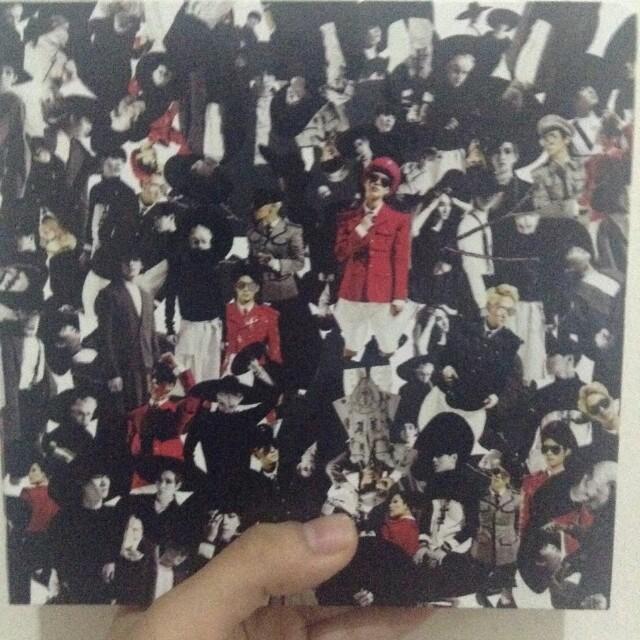 SHINee EVERYBODY MINI ALBUM, K-Wave on Carousell
