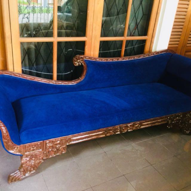 Sofa jati solid