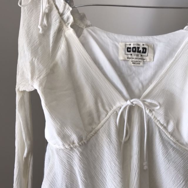 Stone Cold Fox boho blouse.
