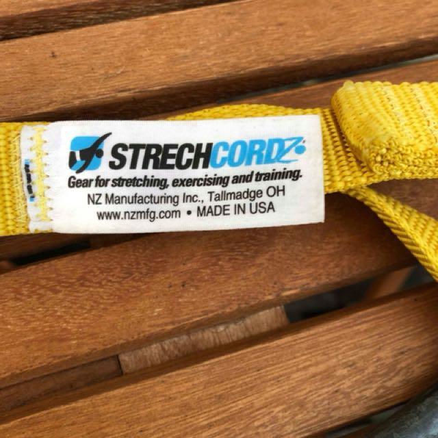Stretchcordz- breakstroke and butterfly machine