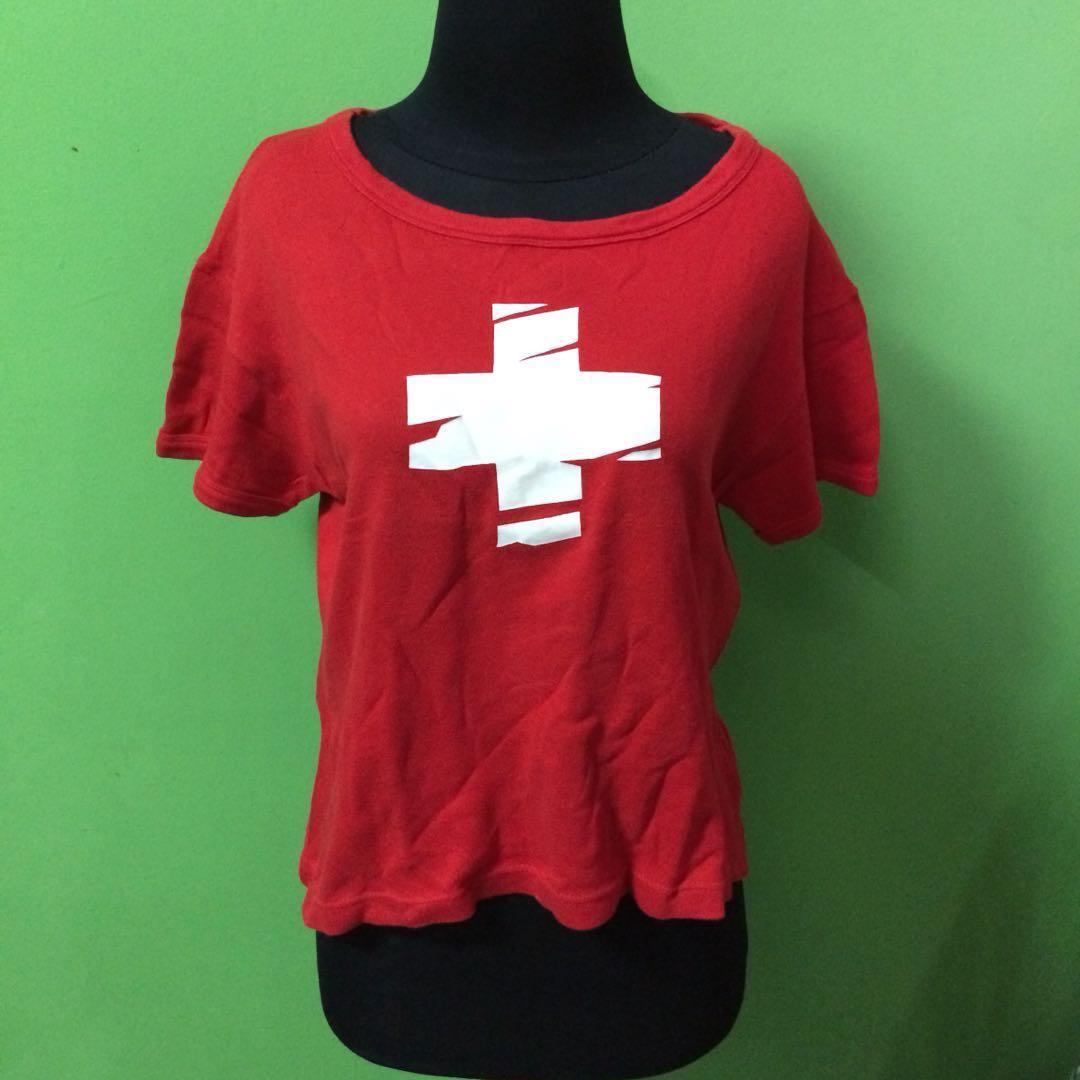 Swiss Cross T-shirt