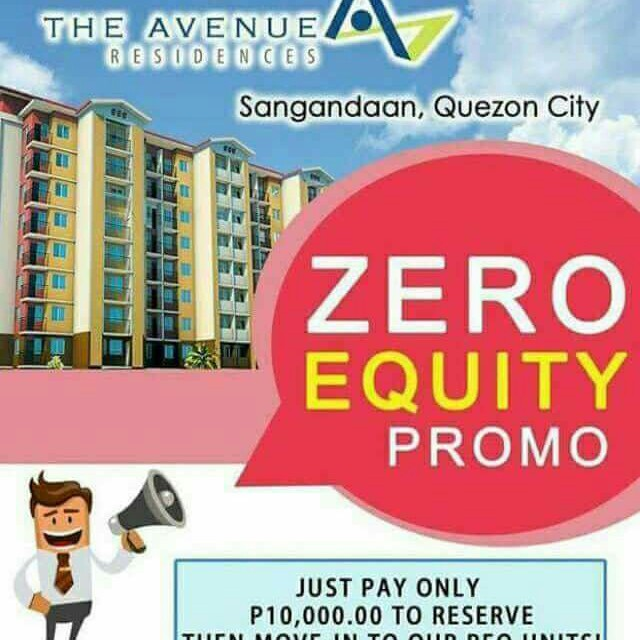 THE AVENUE RESIDENCE QC