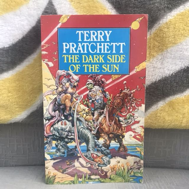 The Dark Side of the Sun by Terry Pratchet