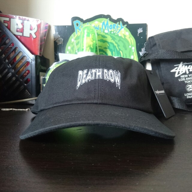 The Hundreds x Deathrow Dad hat  Repriced  14ad373fb84