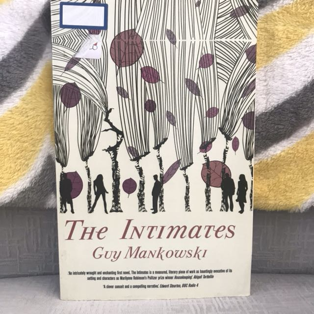 The Intimates by Guy Mankowski