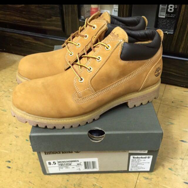 Timberland 經典黃靴