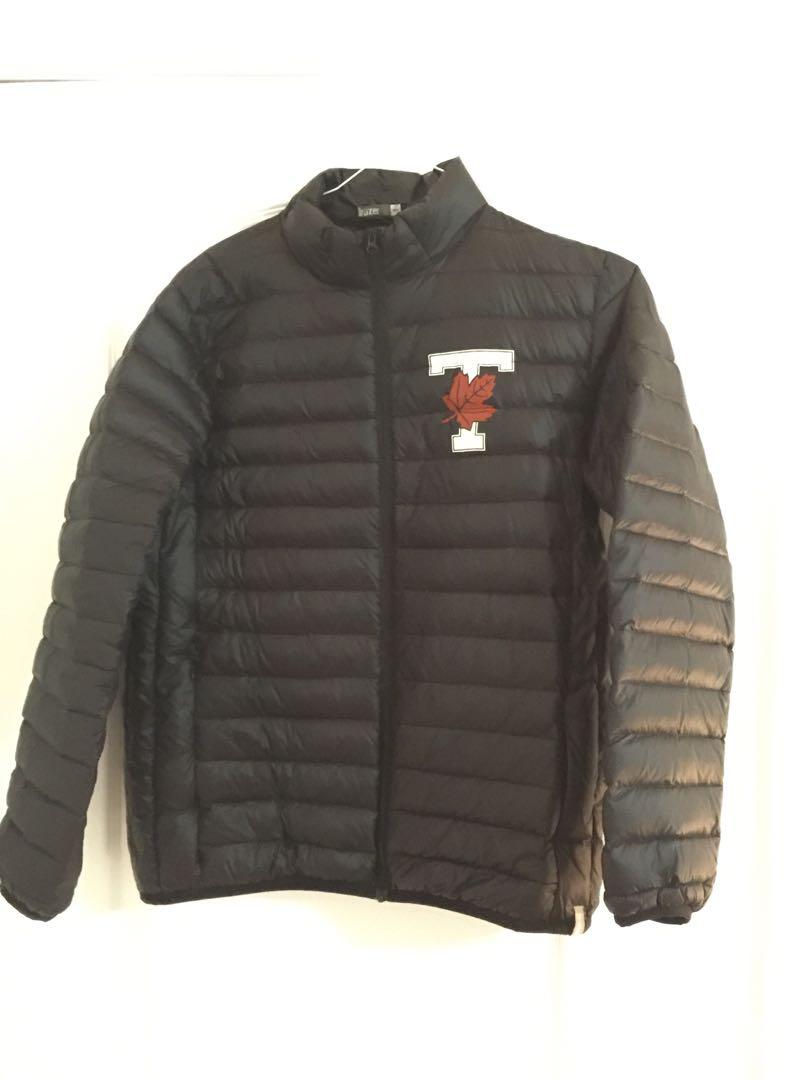 University of Toronto Puffer Jacket Size M