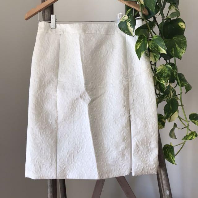Viktoria & woods pencil skirt