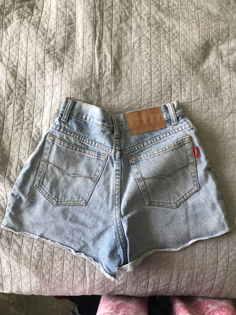 Vintage jeanswest denim shorts