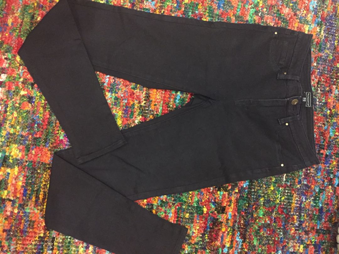 Waredenim Black jeans