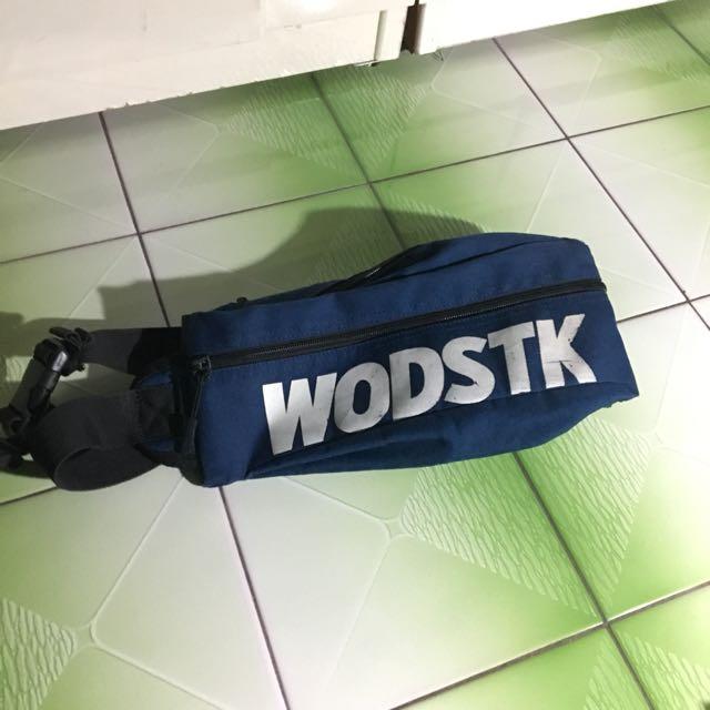 Woodstuck霹靂包
