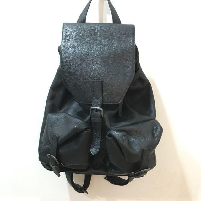 Wts Backpack Kulit Zaraman
