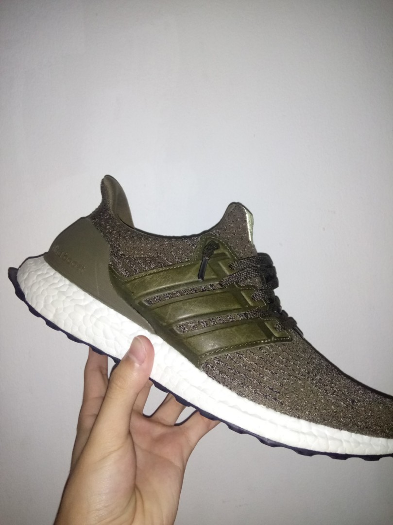 e597480dfe171 VNDS) Adidas Ultra boost 3.0 TRACE OLIVE