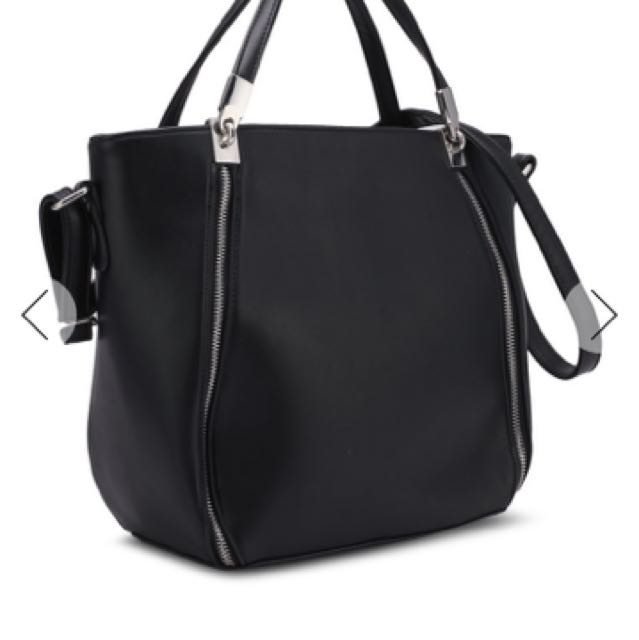 Zalora Black bag