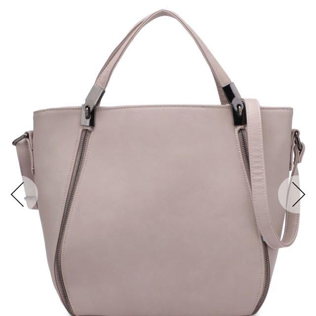 Zalora Gray Bag