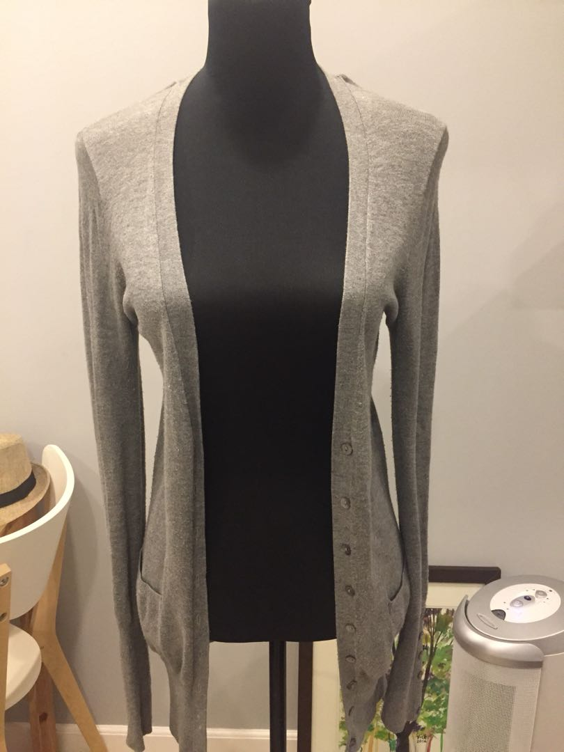 Zara gray cardigan