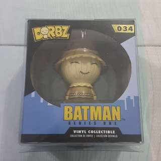 Legit Brand New With Box Funko Dorbz Batman Series One Scarecrow Toy Figure