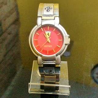 Jam Tangan Ferrari Singapore Rare