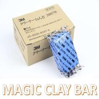 3M Car Magic Clay Bar Car Mud Wash