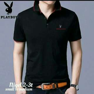 Mens Short Sleeves Top(PRE ORDER)
