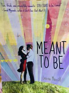 Meant to be books