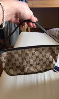 AUTHENTIC Gucci tote - AS IS
