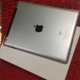 ipad apple 2 64 gb cell full set